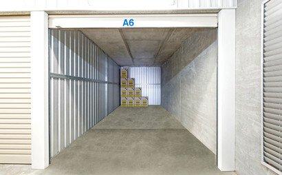 Self Storage in South Wharf - 22.8 sqm