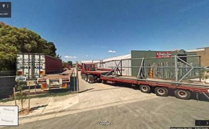 Oakleigh South - Yard Space for 20ft Container