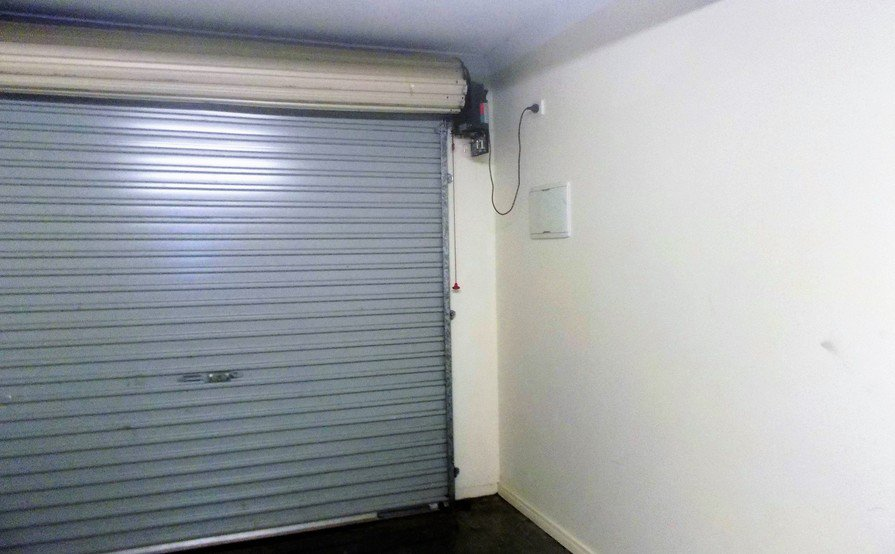 Single Locked-up Garage in Gilston in a secure gated complex - Great location