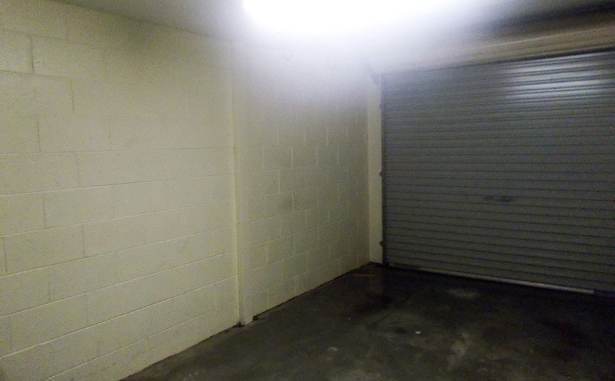Single Locked-up Garage in Gilston in a secure gated complex - Great location (Available 1-Dec 2017)