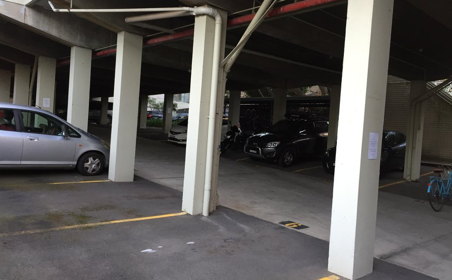 Glebe - Secure Parking Space for Rent (Available on 21-Oct)