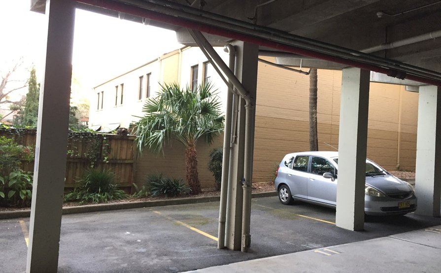 Glebe - Secure Parking Space for Rent