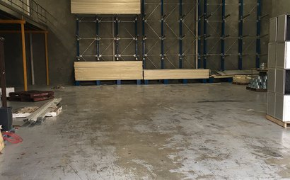 Warehouse space and pallet space available
