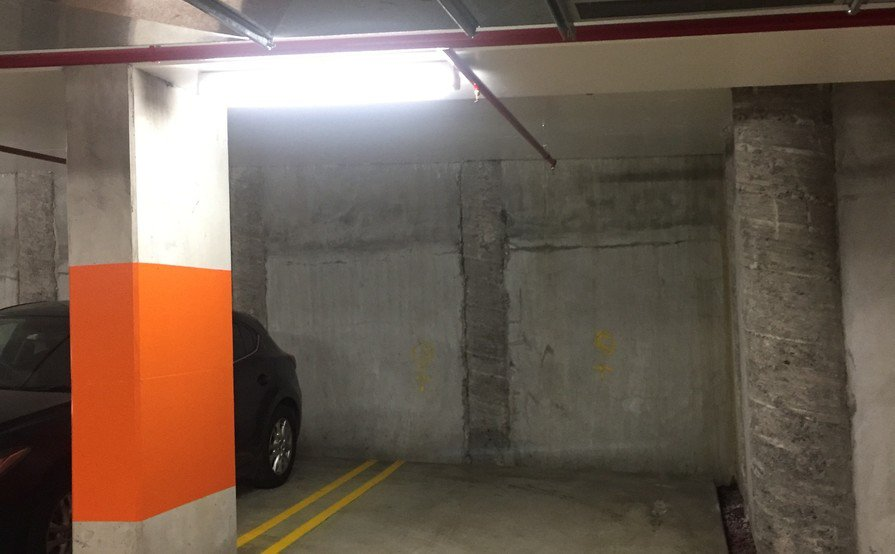 Chatswood - Secured Undercover Parking near Shopping Centre and Station (Available starting September 4)