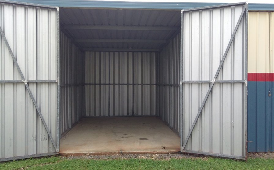Storage Place Large 18M2 Easy Access Unit