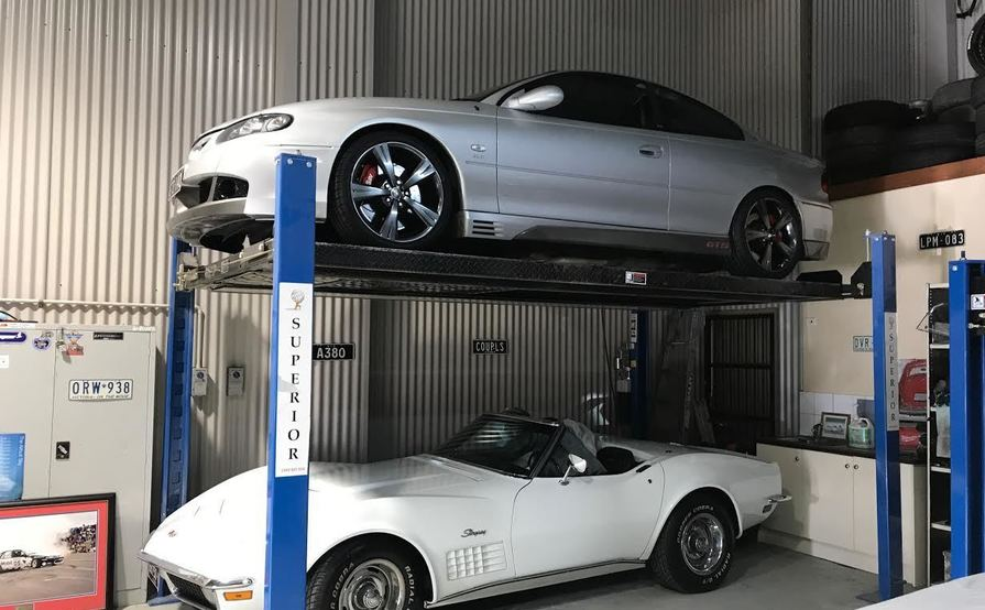 Specialist personalised Vehicle Storage