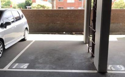 Kensington - Secured Covered Carpark for Rent