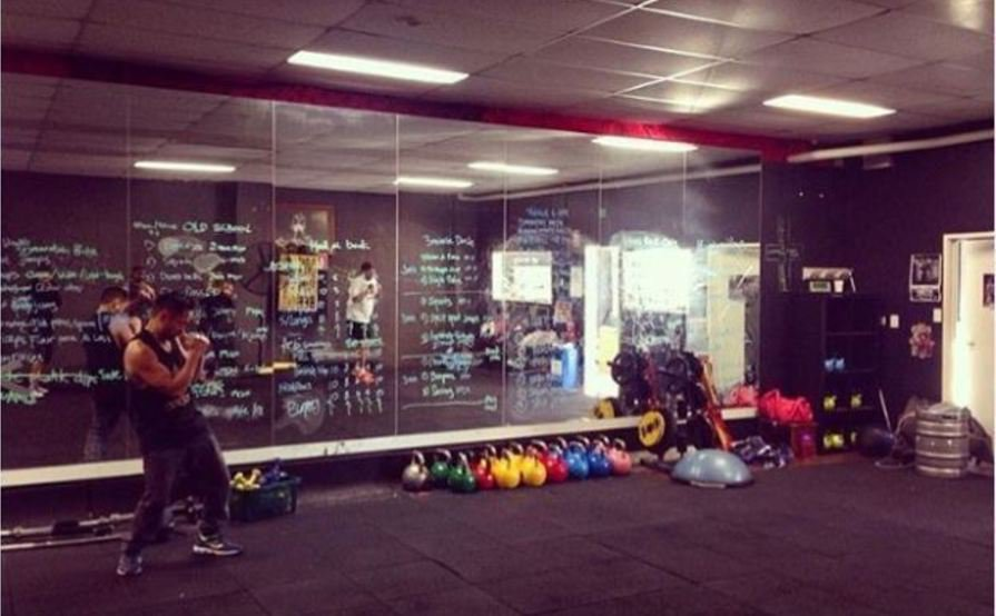 Boxing and Functional Strength Gym space