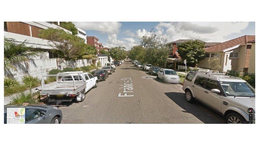 Bondi Beach- Driveway for Parking - Francis Street