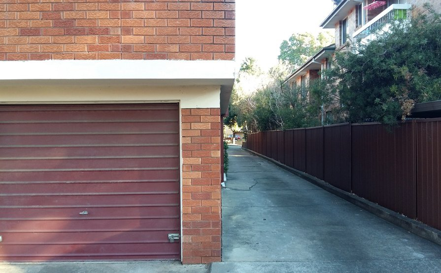 Homebush West Secured Parking Space 2 Minutes Walk From Flemington Station