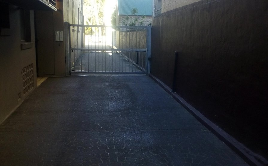 Secure Outdoor Parking Space,