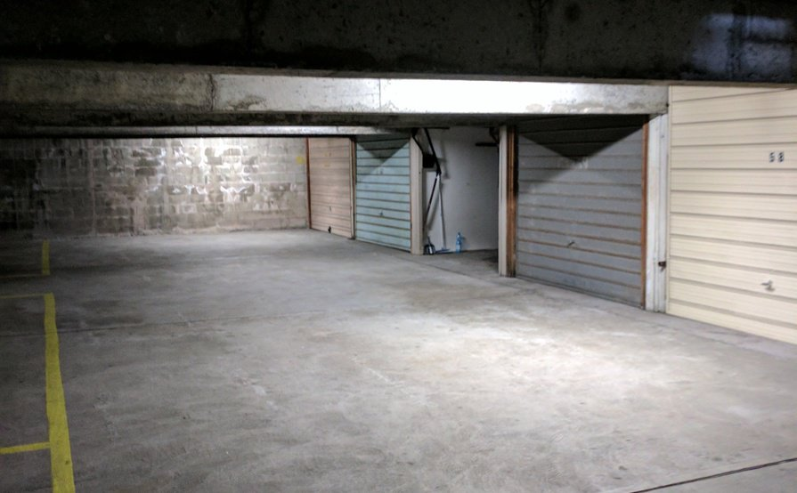 Secure Single Garage, Manly Wharf