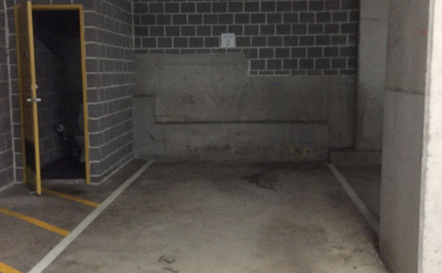 Ryde - Secure Underground Parking near Shopping Centre #1