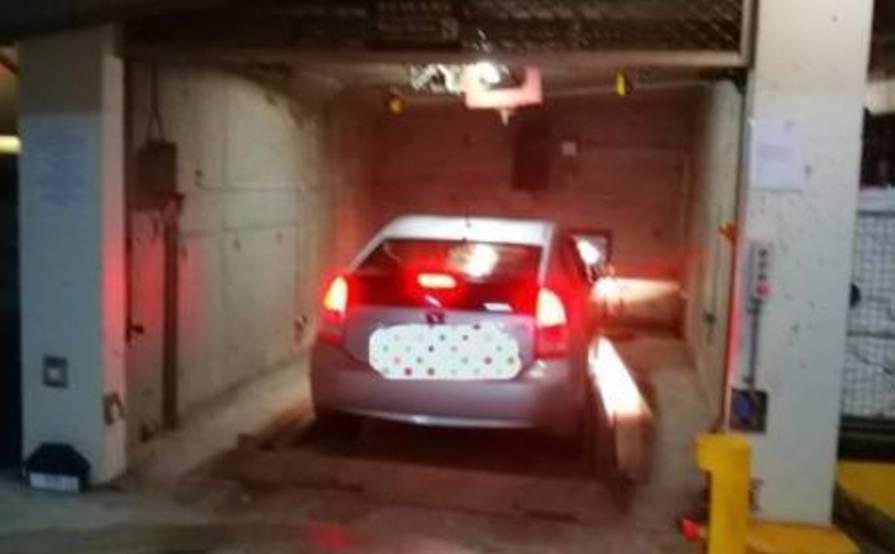 Sydney CBD Secure Undercover Indoor Parking for Rent
