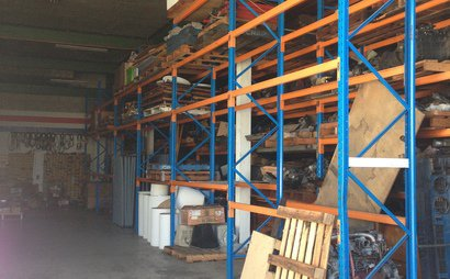 Hornsby - 10 Pallets Storage