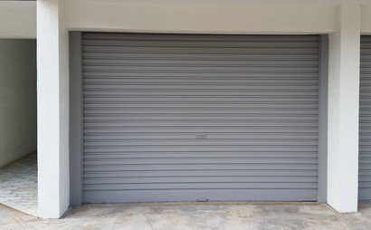 New Farm Lock Up Garage for parking. Easy access. Convenient Location.