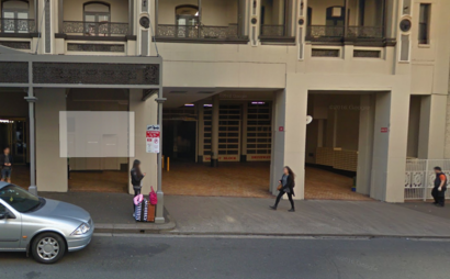 Haymarket - Large Locked-up Garage in the CBD for 24/7 parking