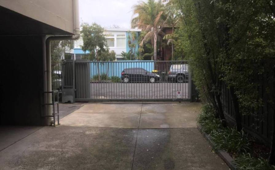 St Kilda - Secure Covered Parking near ALDI Supermarket