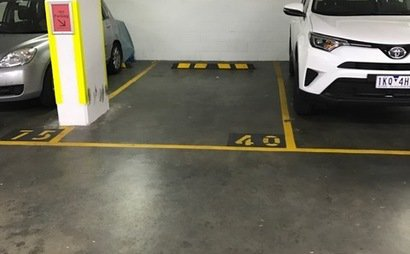 Cremorne - 24/7 Secure Ground Level Parking Space in building at great location