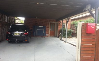 Crows Nest/North Sydney - West Street Secure Covered Car Parking Space #2