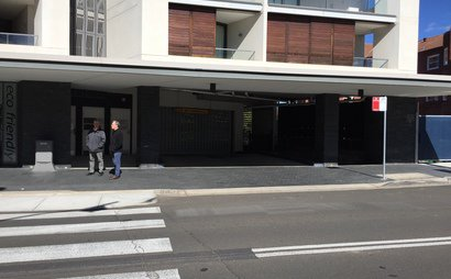 Bellevue Hill - Secure Covered Parking Space at Bellevue Hill Shops
