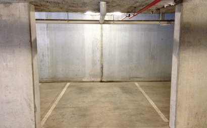 Melbourne Parking. Wide space - underground secure parking, great location.