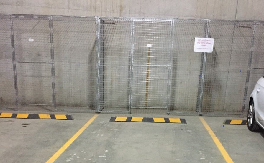 Mascot - Secure Basement Carpark with Storage Cage near Station