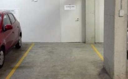 Undercover parking space for rent - North Sydney