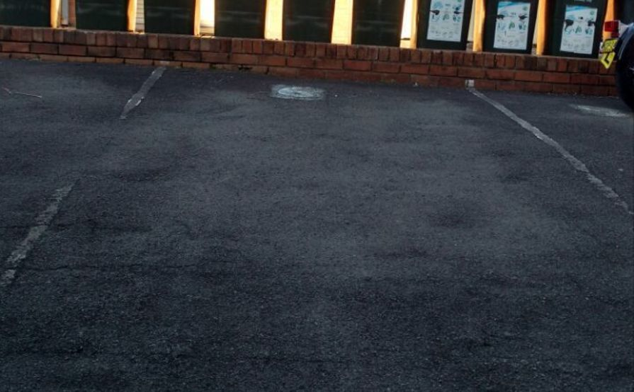 Mascot - single car parking space available