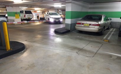 Sydney CBD - Secure Undercover World Square Parking Space