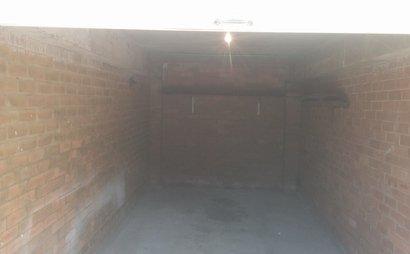 Single Lockup Garage in West Ryde - Adelaide street
