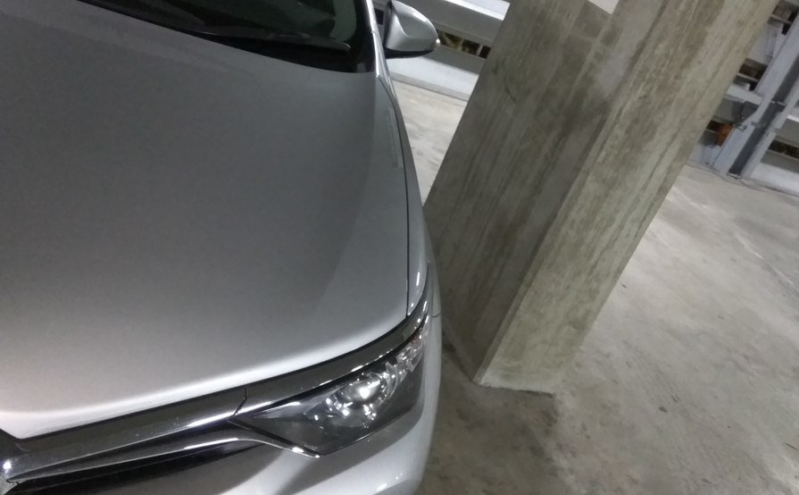 Melbourne - Secured Parking (Available starting 15th Oct)