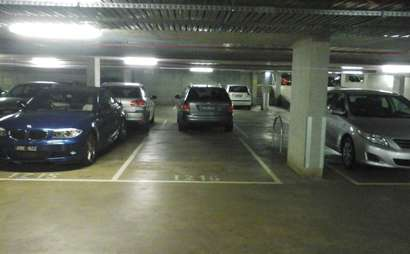640 swanston street parking space