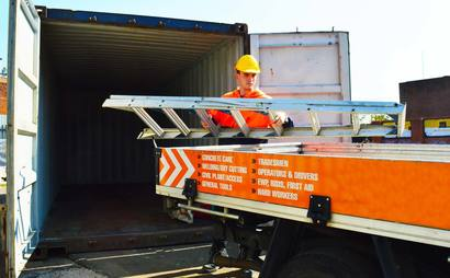 20ft Shipping Container Self Storage in Marrickville with 24/7 Access