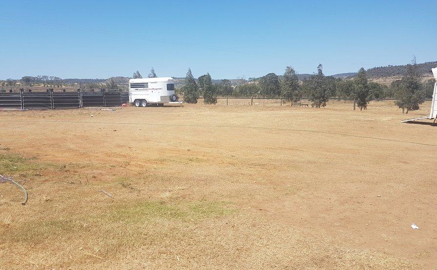 Gowrie Little Plain QLD - 50 acres land for car