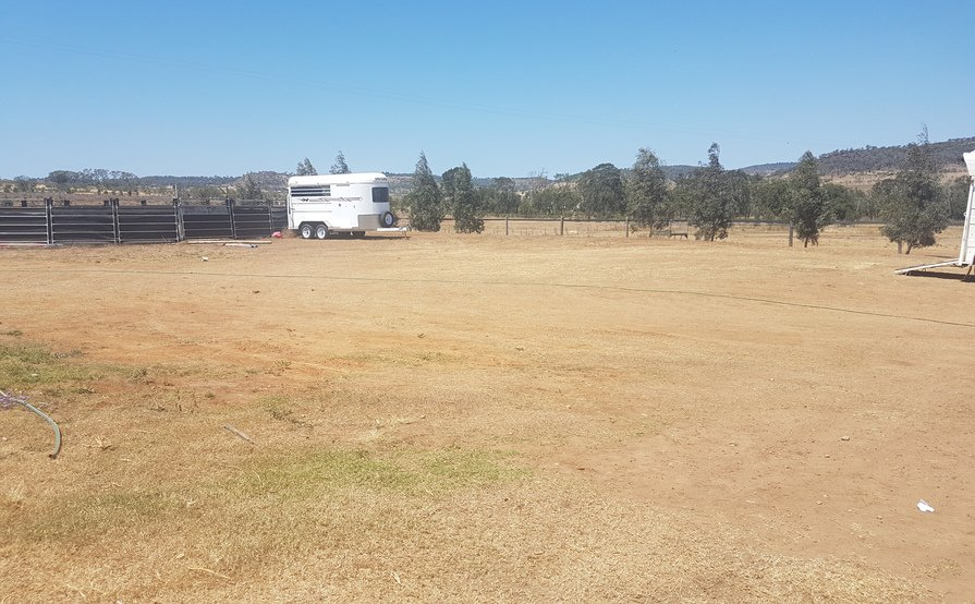 Gowrie Little Plain QLD - 50 acres land for Trailers
