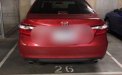 Car Park For Rent at Melbourne CBD