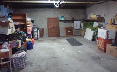 Half of double garage in Kirrawee - perfect for parking or storage