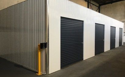 3m x 3m Storage unit Mile End with 24/7 access ground floor