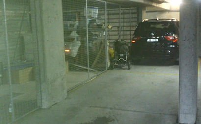 Secure Car Parking  in a Strata Apartment Complex-