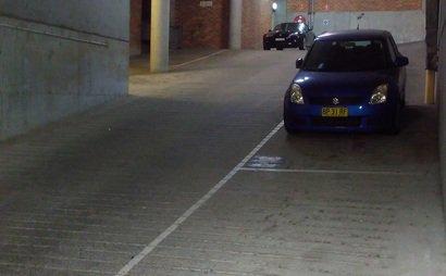 24/7 Secure Parking - Central Station