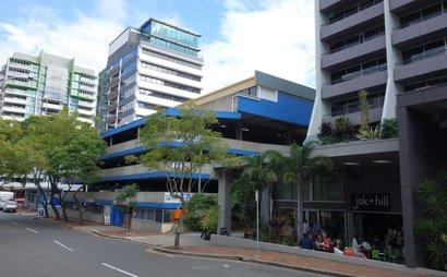 Walk to Brisbane City in 10!