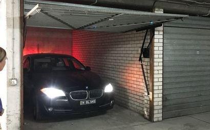 Bondi Junction Garage