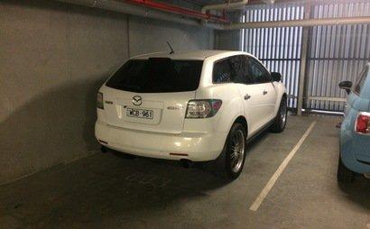 Parking Space in Docklands Melbourne