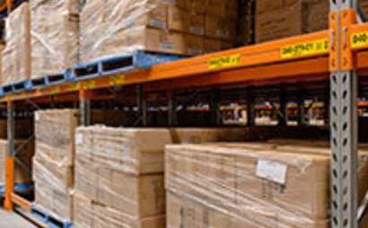 Dee Why Warehouse pallet racking storage available with optional larger storage options