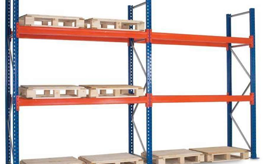 Warehouse pallet space or storage space available (4 Pallets)
