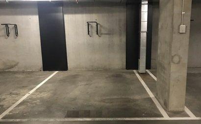 Brunswick: secure underground parking