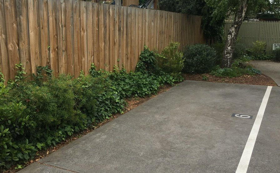Private off street carpark - Richmond, walk to bridge Rd and Swan St!