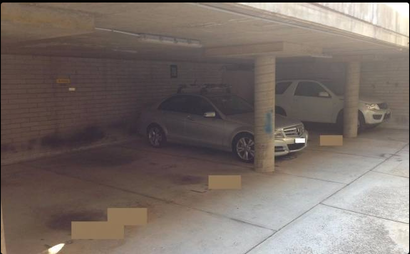 Elizabeth Bay - Secure parking Space
