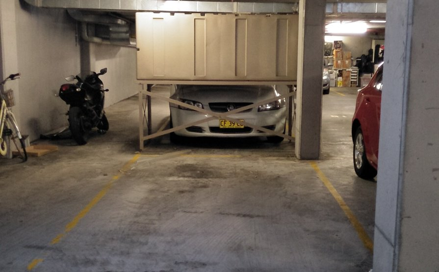 Parking space @Dee Why